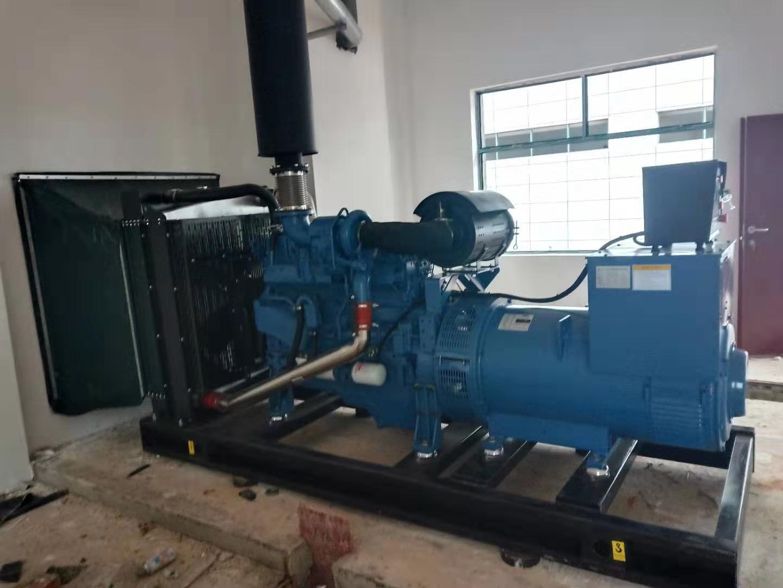 300KW柴油发电机组发往江苏省镇江市扬中市
